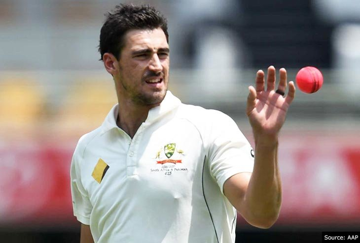 Australia faces injury blues as Starc unsure of joining Third Test