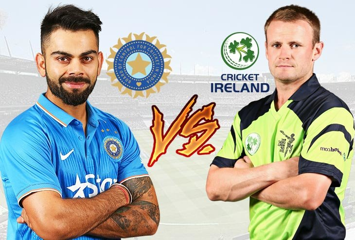 India to play two T20Is against Ireland after a decade