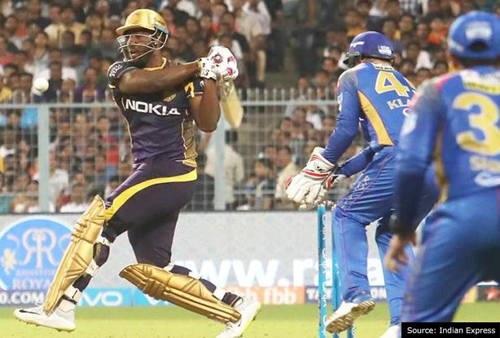 Knight Riders shows Royals the exit gate, seals berth in IPL 2018 final