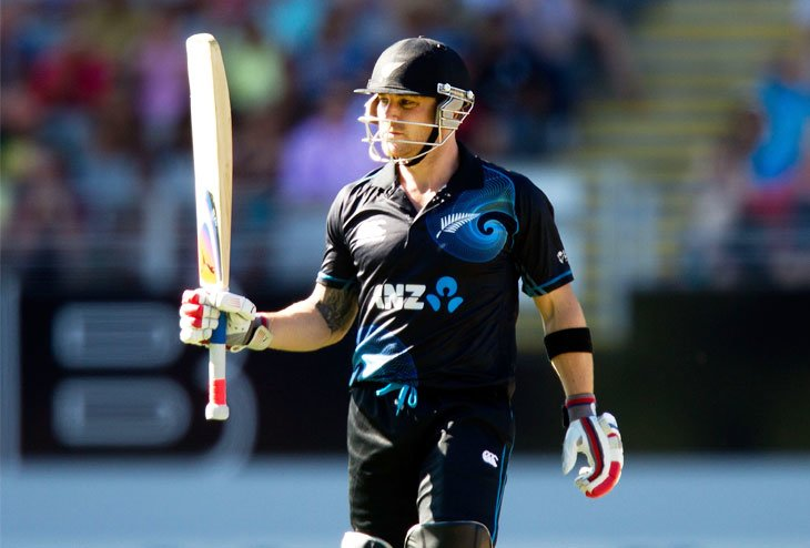 Brandon McCullum and his end of Test Inning