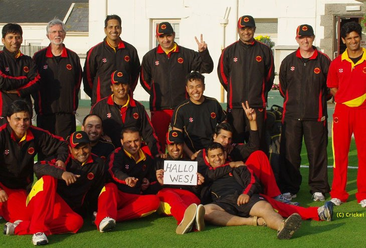 The German Cricket Karma: The Gift from Refugees