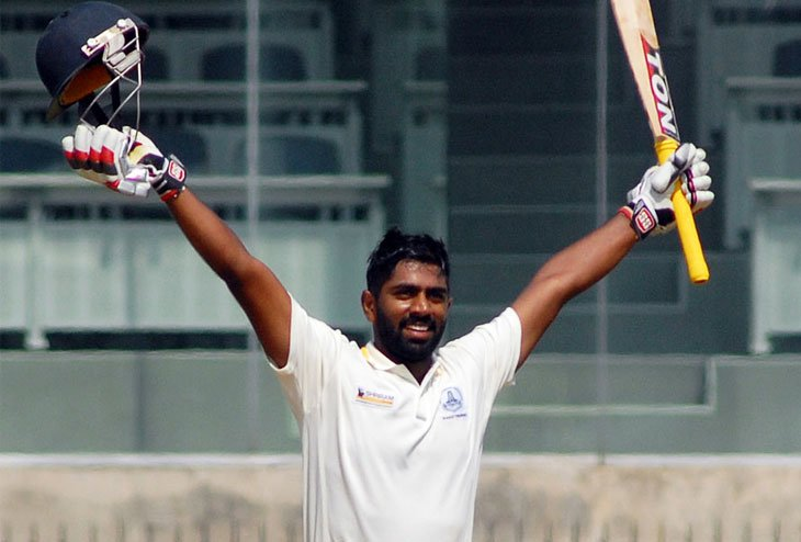 Tons from Indrajith and Mukund secure TN against Mumbai on Ranji Semi-final match