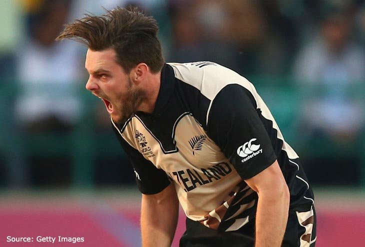 Sydney Thunders ropes in Mitchell McClenaghan