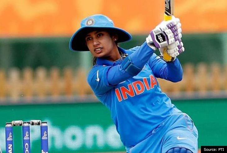 India thumbs massive victory in Women T20 International match against Thailand