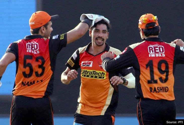 Kane's blast didn't bang down Siraj's wall, Bangalore one step higher on IPL points table