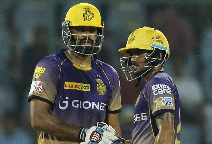 Knight Riders chase down Daredevils with Pandey-Pathan fifties