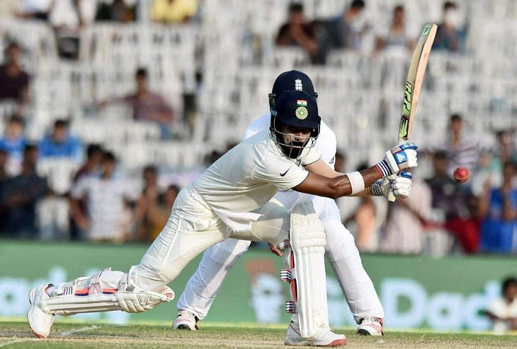 Rahul unsure about Champions Trophy