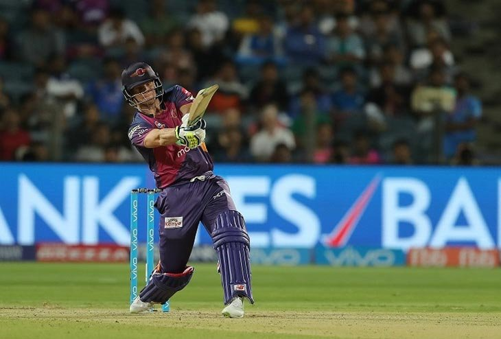 Rising Pune Supergiant nicks victory from Mumbai Indians