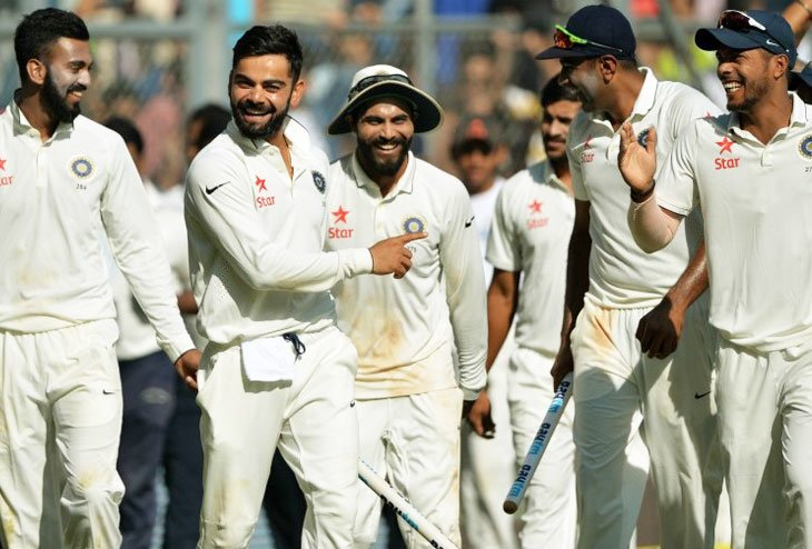 India seals Series with multiple Milestones winning Fourth Test against England