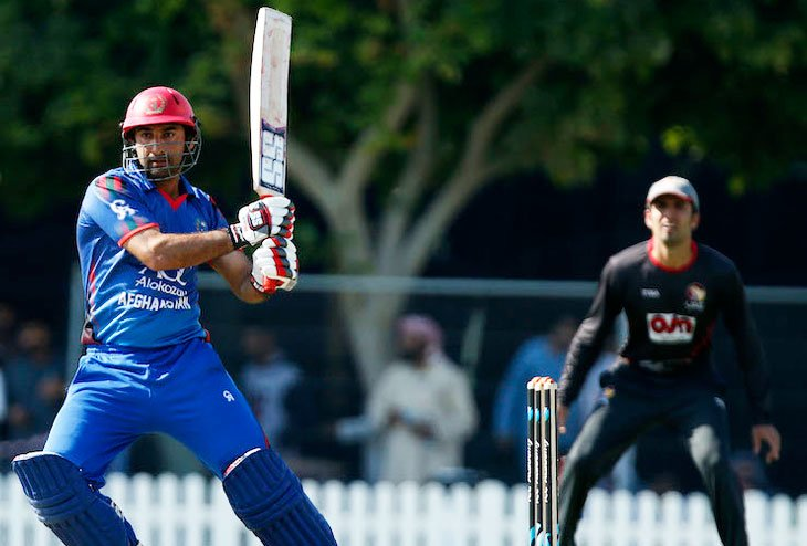 Afghanistan all-rounders struck UAE for 11-run Victory in first T20