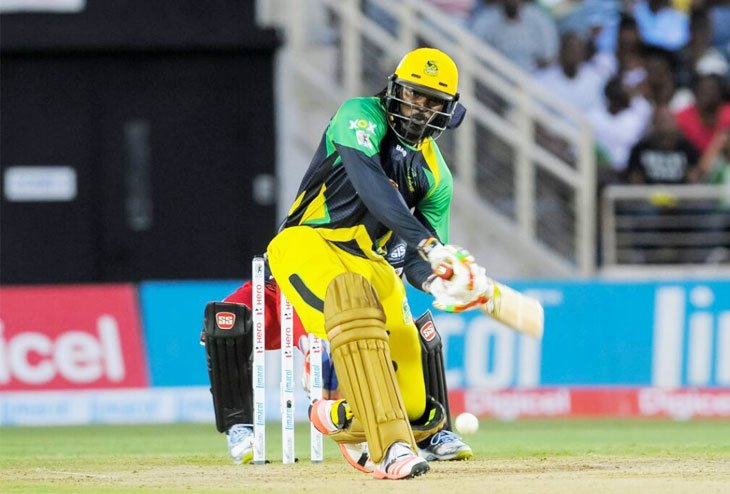 Gayle moves from Tallawahs to St Kitts & Nevis Patriot for CPL 2017