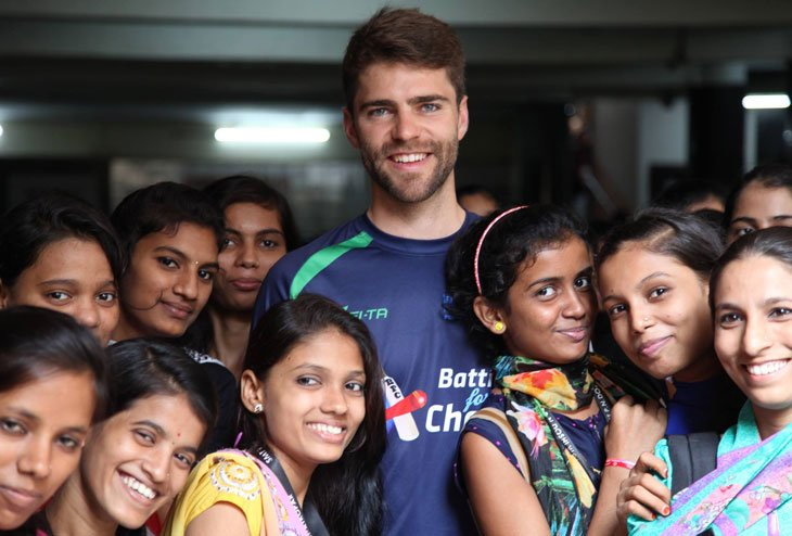 Batting for Change, the Charity side of BBL