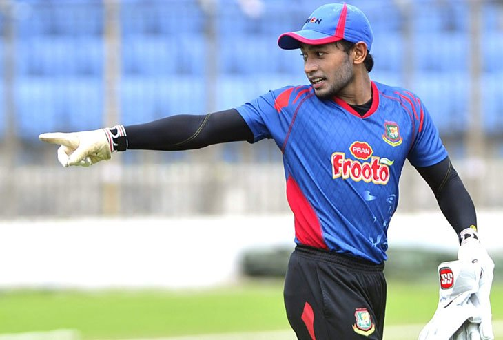 Nurul Hasan to replace Mushfiqur Rahim for ODIs and T20s with New Zealand