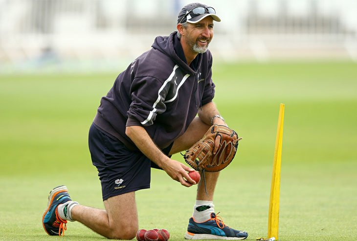 Jason Gillespie to join hands with Coach Langer for T20 series against Sri Lanka