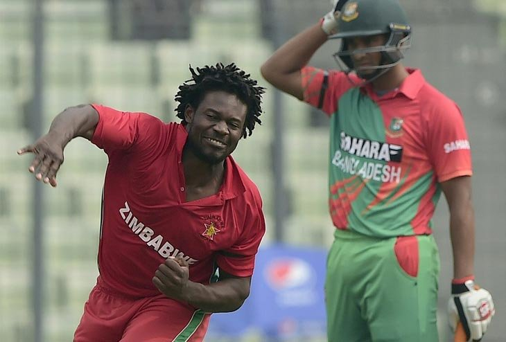 Zimbabwe undergoes major overhaul for ODI campaign against Afghanistan