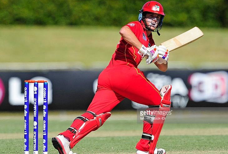 Afghanistan wins first ODI against Zimbabwe