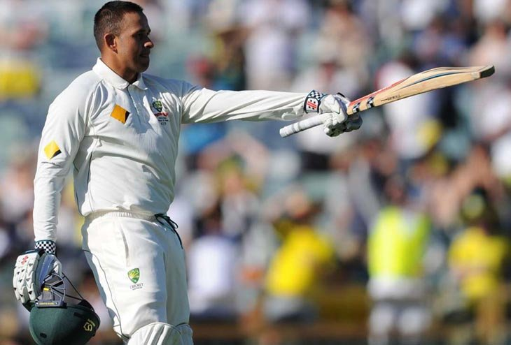 Shaun Marsh to replace Usman Khawaja in first Test against India