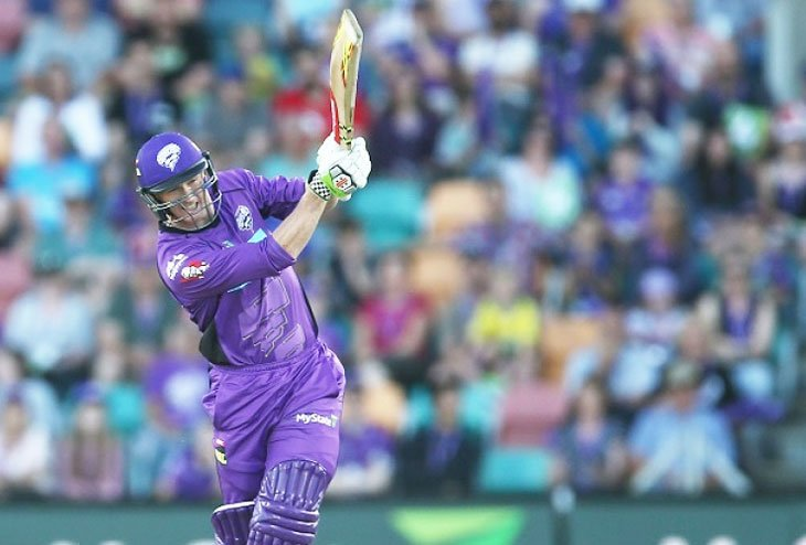 Sydney Thunders routs Hobart Hurricanes to notch Second BBL victory