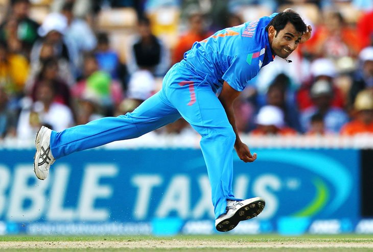 Mohammed Shami India squad World Cup 2019a
