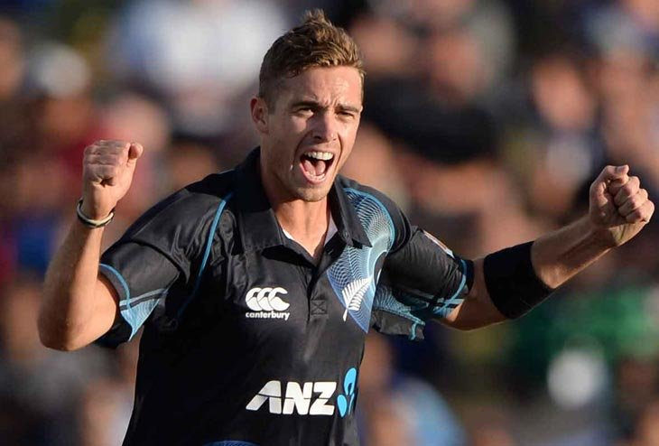 Tim Southee replaces Trent Boult for second Test in Wellington