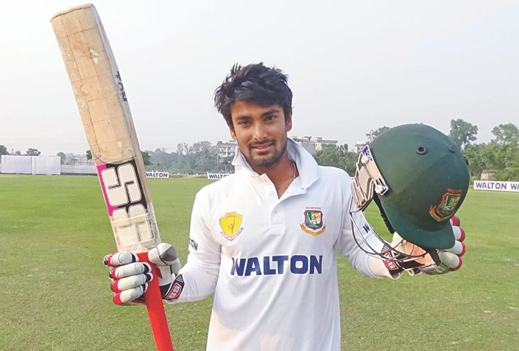 Liton Das rested due to Injury