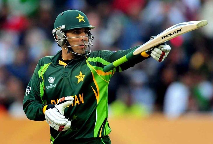 Misbah available for West Indies Tour