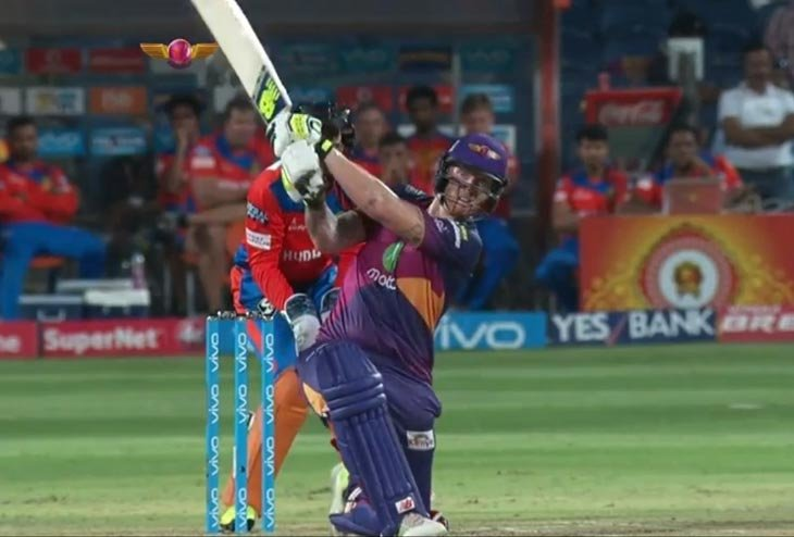 Ben Stokes' maiden T20 ton salvage Pune at home pitch