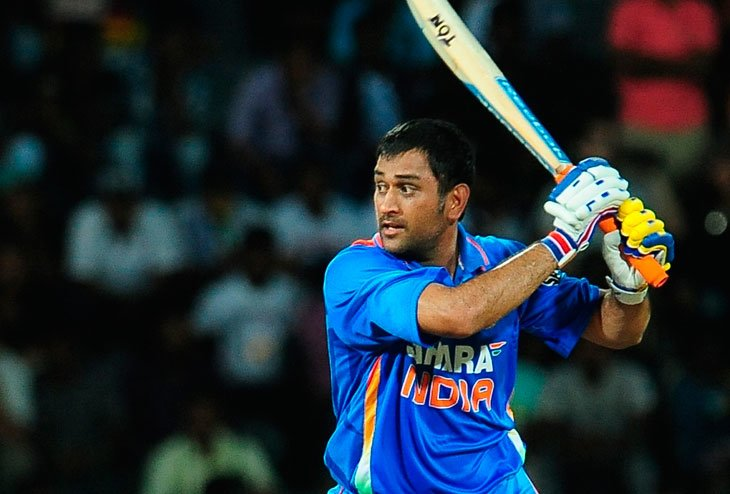 MS Dhoni geared up for World Cup 2019