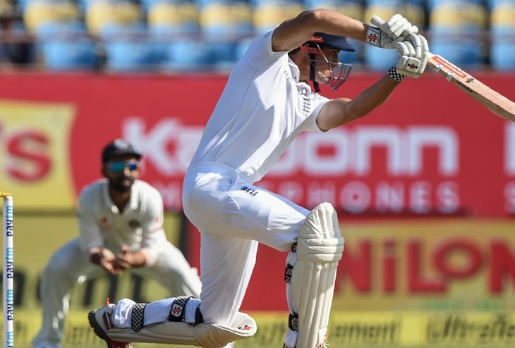 England begins Test Campaign, India Spinners striking first blows