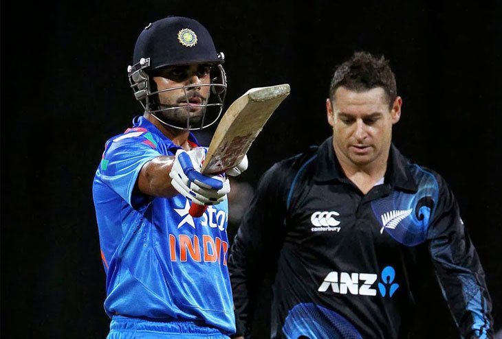 India & New Zealand ready to lock horns in the Series' decisive ODI
