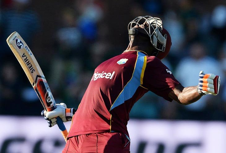Andre Russell banned from Cricket for a Year