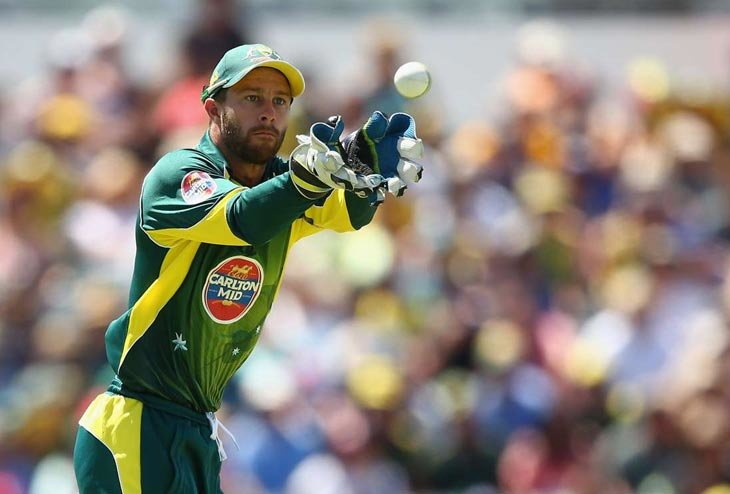 Wade ruled out of next two ODIs against New Zealand due to Back Injury