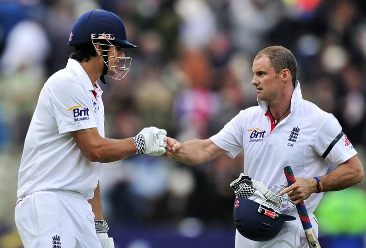 Andrew Strauss lauds Cook's decision of Resignation