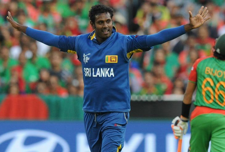 Angelo Mathews ready to abide by Selector's view on Change of Captainship