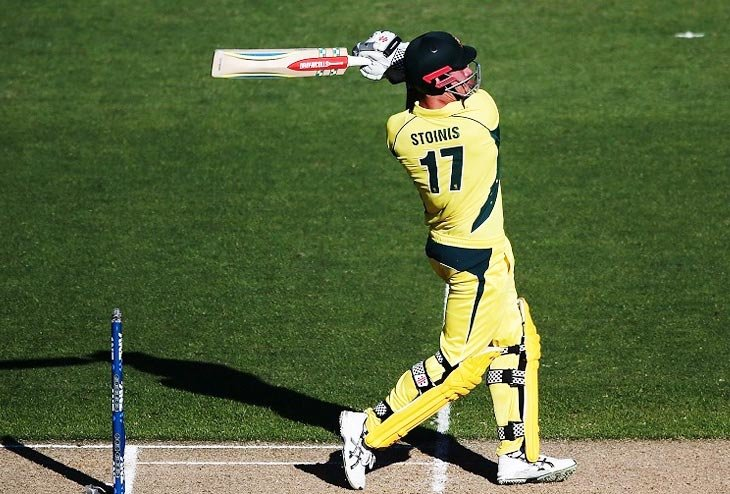 Marcus Stoinis leads Australia to a Thrilling end with New Zealand in first ODI