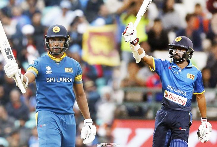 Sri Lanka blitz with enormous Opening Partnership stretch