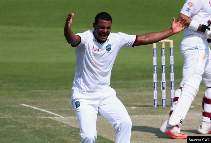 West Indies draws Test match against Sri Lanka, Shannon plays a fierce game