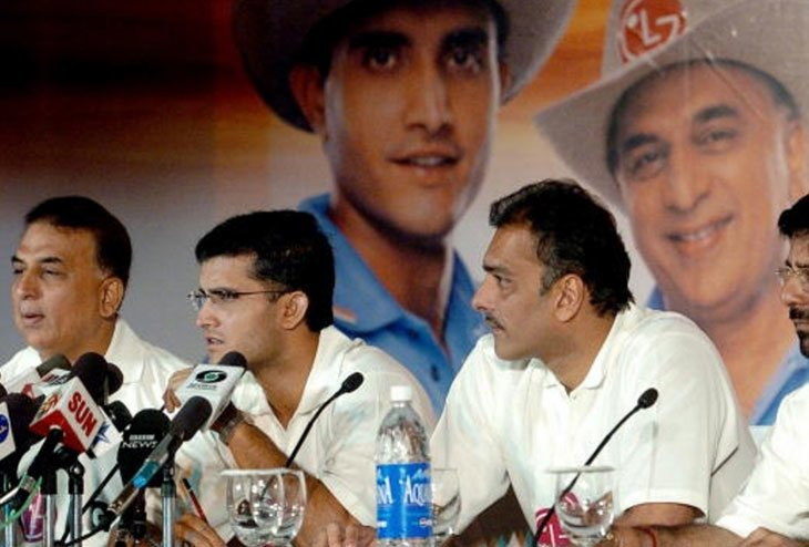 Shastri Vs Ganguly: What actually happened?