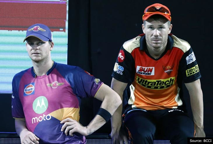 Warner and Smith banned from IPL 2018 tournament