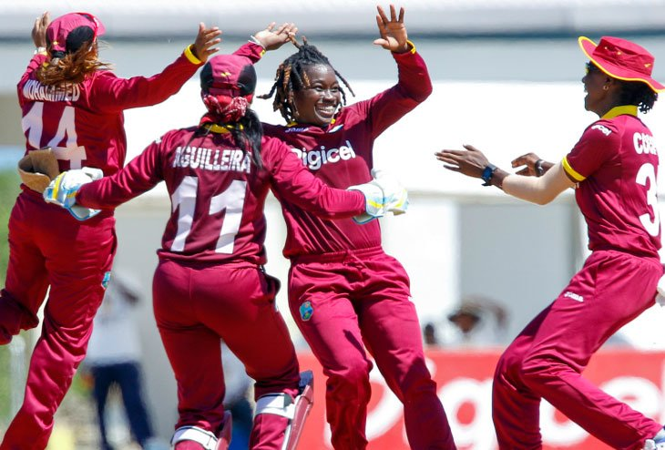 West Indies Women strikes back England in second ODI