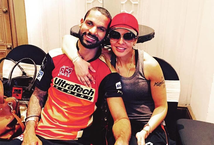 Ayesha Mukherjee - Shikhar Dhawan's wife and his secret to fitness