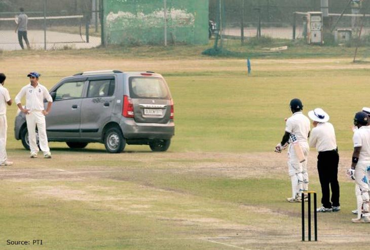CoA pulls off BCCI's wire on Palam Incident