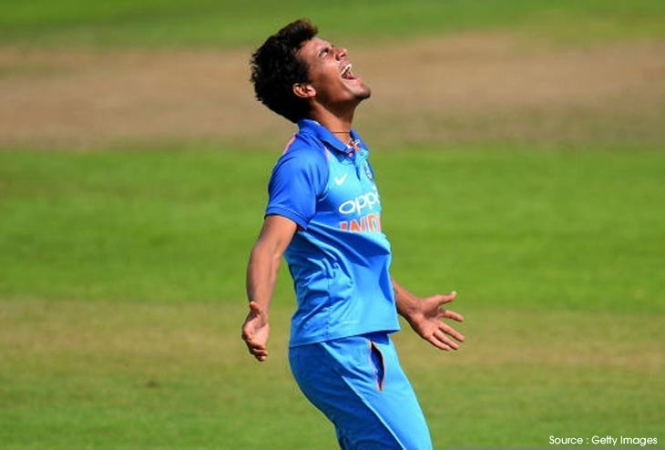 India Under 19 slogs England's counterpart with ODI series whitewash