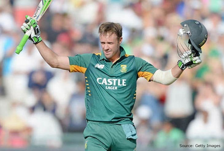 AB de Villiers resigns from ODI Captaincy