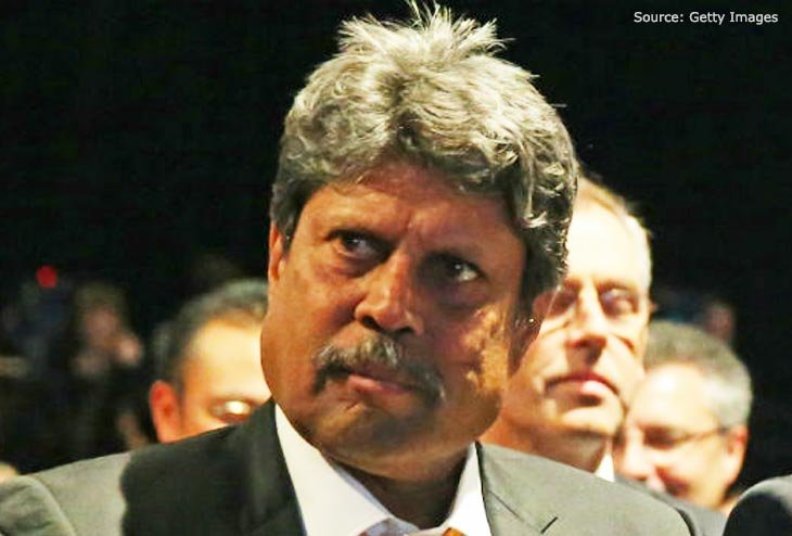 Kapil Dev to Head Steering Committee to form Player's Association