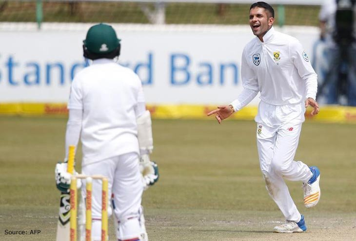 South Africa thumbs Zimbabwe for an iconic win in Boxing Day match