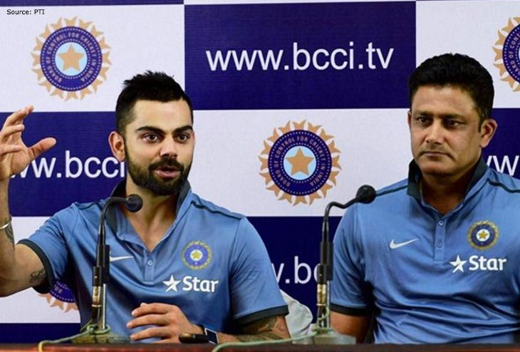 """Virat Kohli says, """"there are no issues whatsoever"""""""