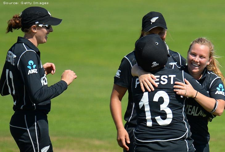 New Zealand nicks easy victory off West Indies in Low score tussle