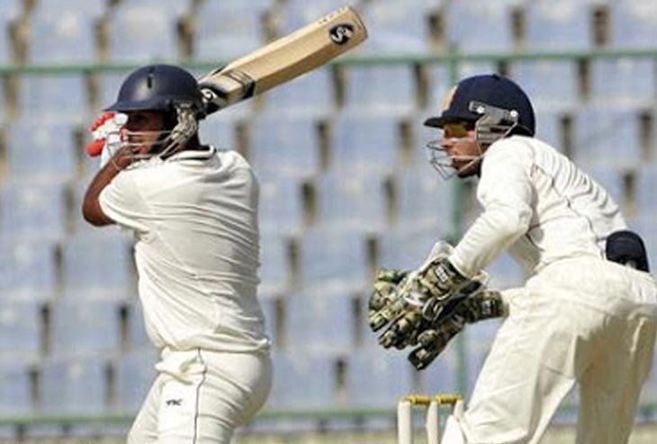 Karnataka, Delhi ahead in Group A, Hyderabad venue washed out until third day
