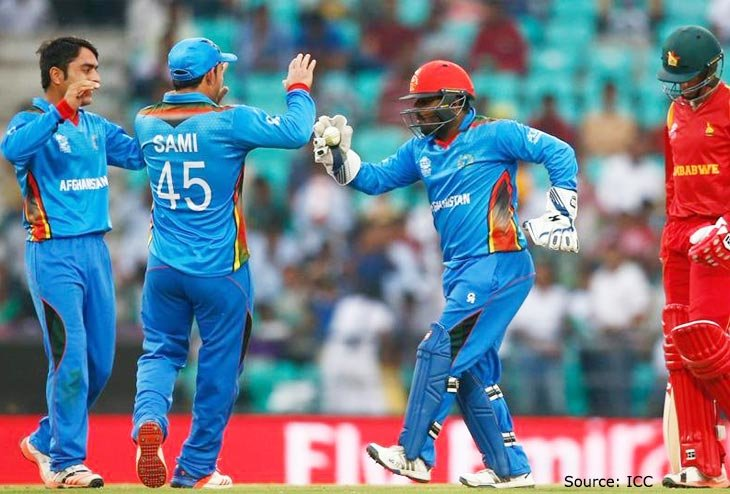 Afghanistan whitewash Zimbabwe with 2-0 win in T20 series